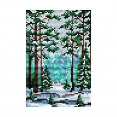М-001 Сказка зимнего леса