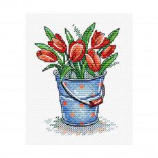 М-377 Свежесть тюльпанов