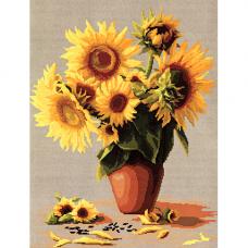 0197 Солнечный букет