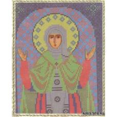 С9164 Набор для вышивания бисером 'Св. Прав. Лия'