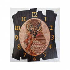 РТ6511 Наборы для вышивания с рамкой 'Нова Слобода' 'Время мудрости', 28x29 см