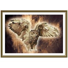СР2240 Набор для вышивания Нова Слобода 'Угуша' 40 x 27см