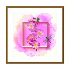 СВ4500 Набор для вышивания 'Фруктовый сад. Вишня'25 x 25 см