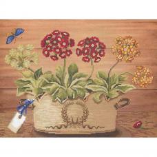 ННД1043 Набор для вышивания 'Цветы весны'