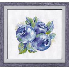 1090 Набор для вышивания ОВЕН 'Лесная ягода' 14×14см