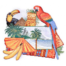238-601 PAKO Набор для вышивания 24х21 см