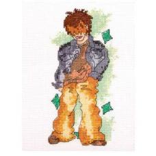 210-891 PAKO Набор для вышивания 13х17 см