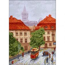 08.031 Старый трамвай
