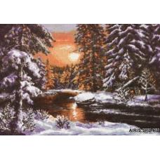 08.001 Зимний вечер