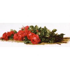 01.007 Розы на столе