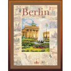 РТ-0027 Города мира. Берлин