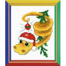 НВ-126 Новогодний змей