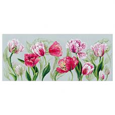 100/052 Весенние тюльпаны