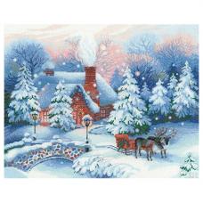 100/041 Накануне Рождества