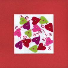 1421АС открытка «Валентинка»