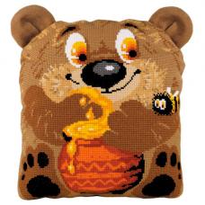 1590 Подушка Медвежонок