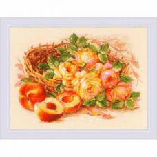 1827 Сочный персик