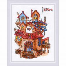 1844 Сказочный домик