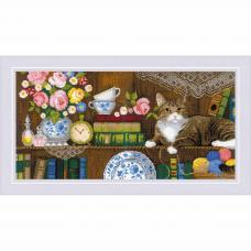 1815 Панно/две подушки Домашний уют