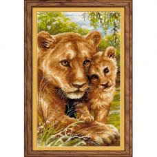 1262 Львица с львёнком