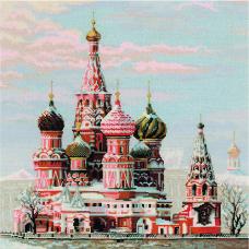 1260 Москва. Собор Василия Блаженного