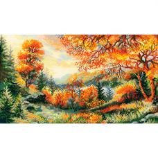 1314 Багряная осень