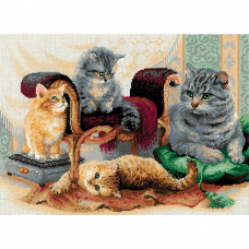 1327 Кошачье семейство