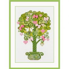 1295 Дерево счастья