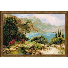 1397 Горное озеро