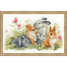 1416 Забавные крольчата