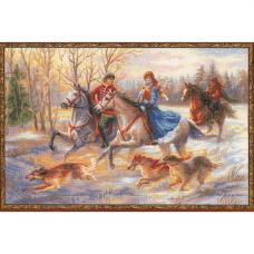 1639 Русская охота