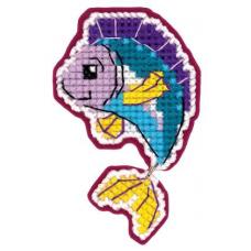 1622АС Магнит Рыбка