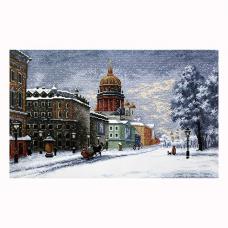 773 Набор для вышивания 'РС-Студия' 'Исаакий. Санкт-Петербург'', 51*32 см