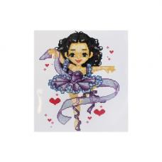 832 Набор для вышивания 'РС-Студия' 'Балерина', 42*45 см