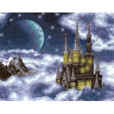 744 Набор для вышивания 'РС-Студия' 'Лунный замок', 40*31 см