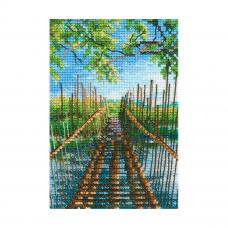 С313 Пешеходный мост на озере Остин