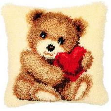 PN-0014187 Подушка Медвежонок с сердцем