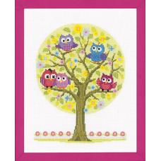 PN-0146618 Совята на дереве