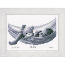 PN-0150906 Малыш в гамаке