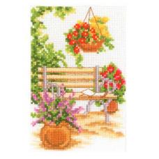PN-0003719 Набор для вышивания Vervaco 8*12см