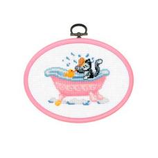 2012-44256 Набор для вышивания Vervaco 14*10см