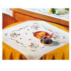 2290-187 Набор для вышивания салфетка Vervaco 80*80см