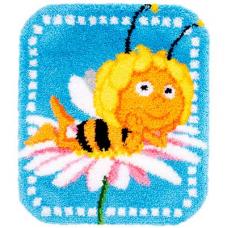 PN-0153826 Набор для вышивания коврик фигурный Vervaco 'Мечты Майи' 55*65см