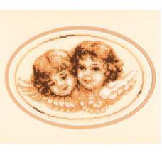 2002-75310 Набор для вышивания счетный крест Vervaco