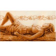 2002-65029 (PN-0012088) Набор для вышивания Vervaco 'Сладкие мечты' 39*22см