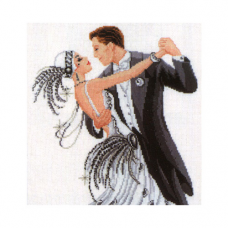 2002-60321 Набор для вышивания Vervaco 26*28см