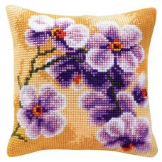 Подушка PN-0008488(109) Сиреневые цветы