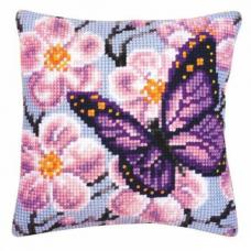 PN-0008501 Фиолетовая бабочка