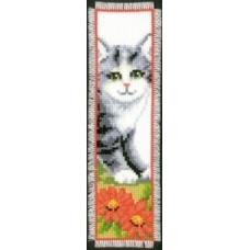 PN-0143776 Набор для вышивания закладка для книг Vervaco 6*20см
