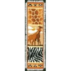 2002-40388 Набор для вышивания закладка для книг Vervaco 6*20см